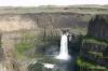 Palouse Falls & Basalt cliffs