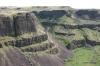 Basalt cliffs near Falls