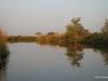 Dusk on the Okavango Delta, Botswana