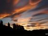 Sunset, El Calafate, Argentina