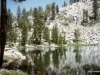 Sequoia National Park. Heather Lake