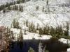 Sequoia National Park. Emerald Lake Basin