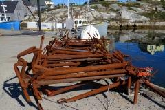Peggy's Cove harbor