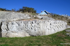 Fisherman's Monument, Peggy's Cove