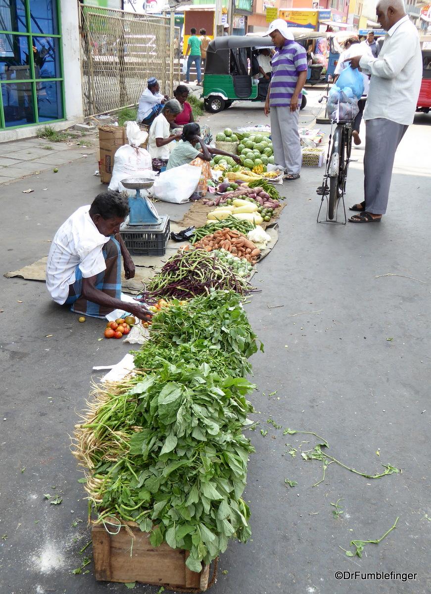 Pettah Market, Colombo