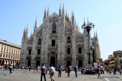 The Duomo, Piazza del Duomo, Milan