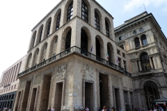 Palazzo dell'Arngario, Piazza del Duomo, Milan