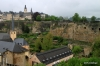 Fortified walls and churches of Luxembourg City