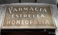 Old Pharmacy, Buenos Aires