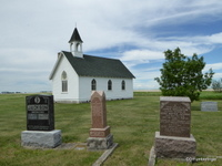 Small Prairie Church