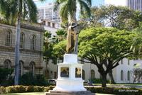 King Kamehameha, Oahu