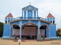 Easter in Batticaloa