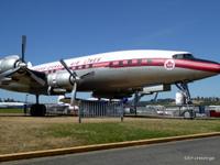 TransCanada Airlines plane
