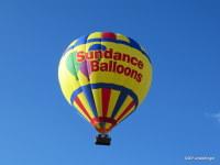Ballooning over Calgary