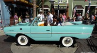 Amphicars, Florida