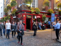 Temple Bar District, Dublin