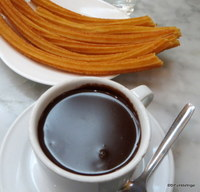 Hot Chocolate & Churros
