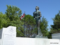 Terry Fox Monument, Ontario