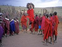 Maasai tribe, Tanzania
