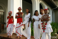Traditional dancers, Sri Lanka