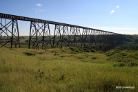 Lethbridge Viaduct, Ab