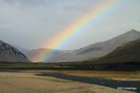 Rainbows, Iceland