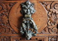 Knocker, Dublin, Ireland
