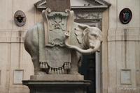 Bernini's Elephant & Obelisk
