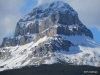 Crowsnest Mountain in the Alberta Rocky