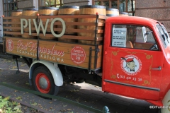 Polish Beer Truck, Krakow