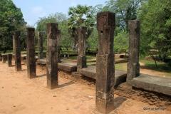 Council Chamber, Polonnaruwa