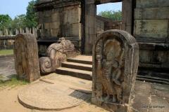 Quadrangle, Polonnaruwa