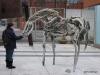 """Portland Art Museum -- """"driftwood horse"""""""