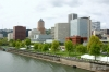 Portland Skyline, Willamette River