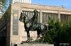 Teddy Roosevelt statue, Portland