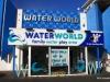 Portrush Harbor Waterworld, popular with the kids