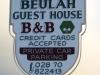 Portrush, Beulah House B&B