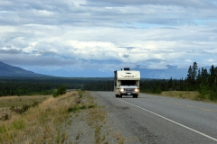 Trip to Kluane - Alaska Highway