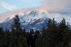 Alpenglow, Kootenay Rockies, BC