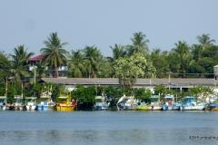 Batticaloa harbor