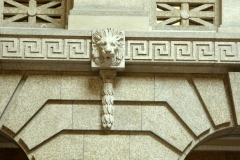 Architectural details, Manitoba Legislative Building