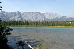 Bow River, Bow Valley Provincial Park