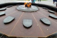 Centennial Flame, Parliament Hill, Ottawa