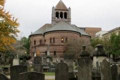 Circular Congregational Church, Charleston