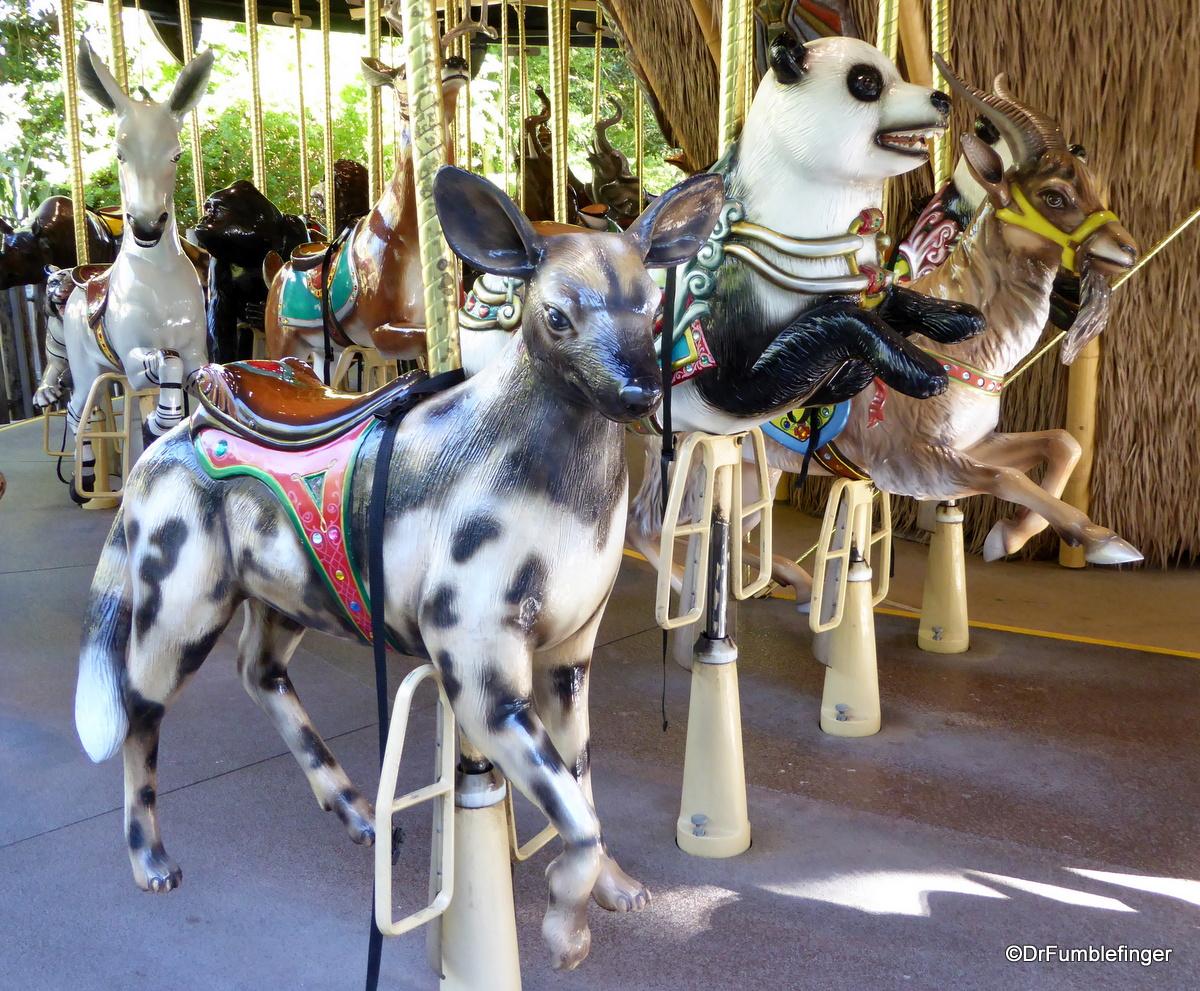 Conservation Carousel, San Diego Zoo Safari Park