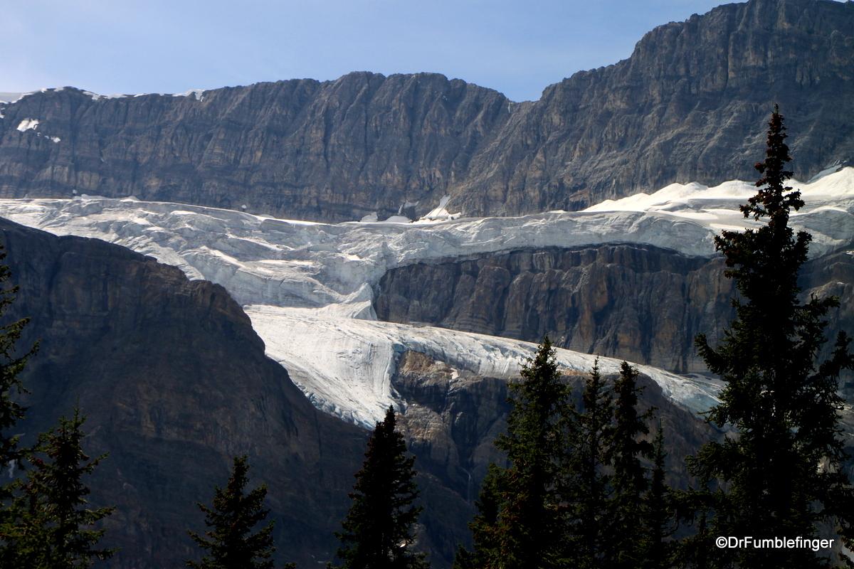 Crowfoot Glacier, Banff National Park
