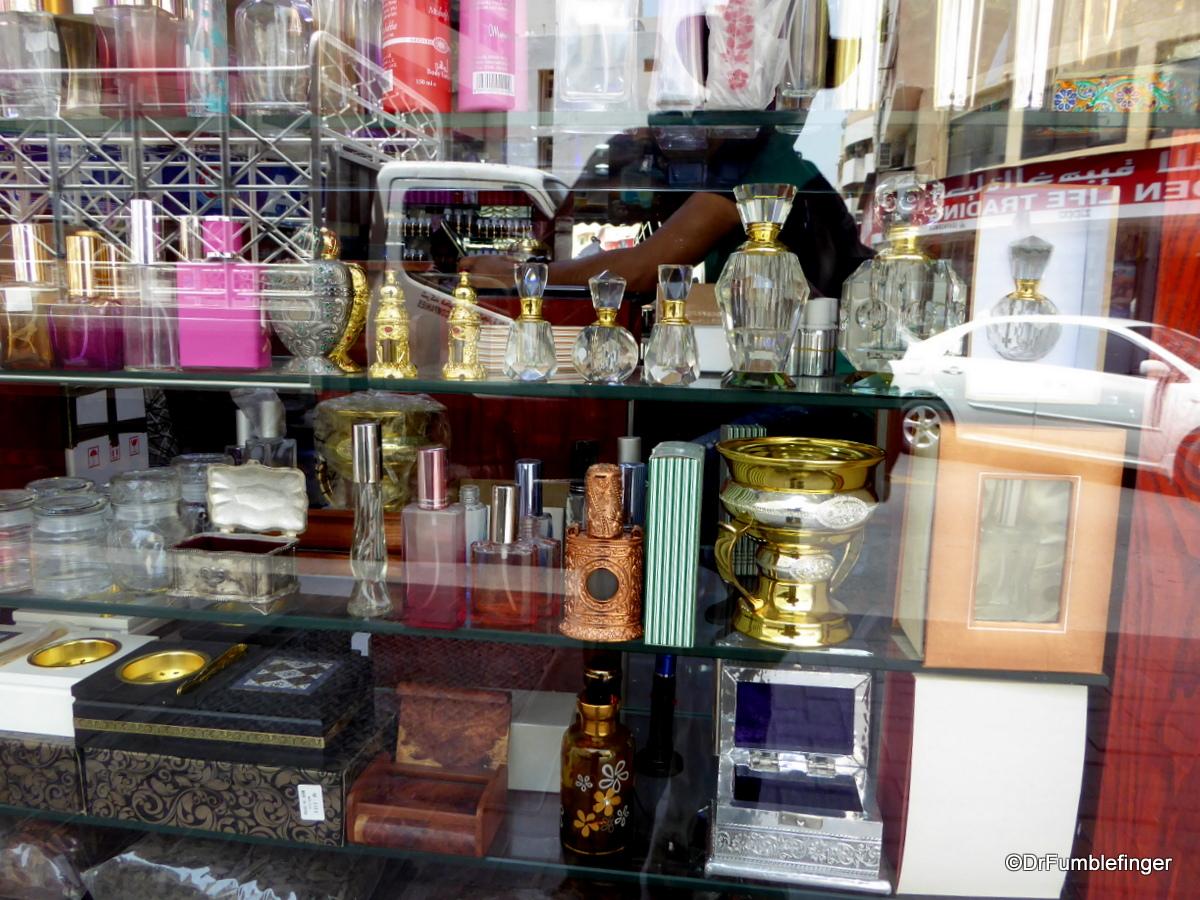Dubai's Perfume Souk