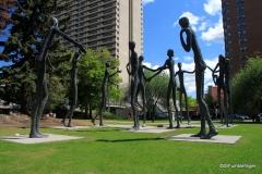 The Family of Man, Calgary