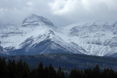 Fresh Snow, Crowsnest Pass