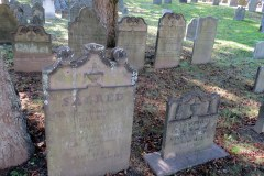 Old Burying Ground, Halifax